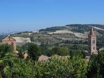 Italian landscape Royalty Free Stock Photography