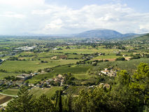Italian landscape Royalty Free Stock Photography
