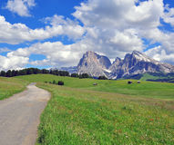 Italian landscape Stock Photo