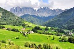 Italian landscape Stock Image