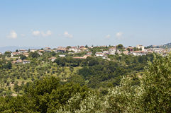 Italian Landscapes Calabria Stock Photography