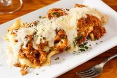 Italian Lasagna Stock Photography