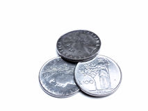 Italian lire Stock Photos