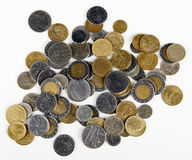 Italian lire Stock Image