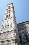 Italian literary treasures of Florence Cathedral Royalty Free Stock Photos