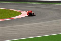 Italian Loris Capirossi Ducati Marlboro 2007 Polin Royalty Free Stock Images