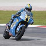 Italian Loris Capirossi of Rizla Suzuki Motogp. Stock Images