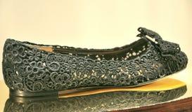 Italian luxury shoe fashion  Stock Image