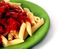 Italian macaroni Royalty Free Stock Photos