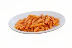 Italian macaroni Royalty Free Stock Photo