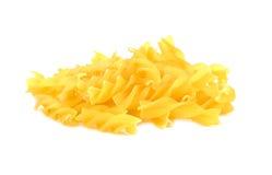 Italian Macaroni Pasta raw food Royalty Free Stock Photography