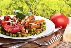 Italian macaronis Stock Photos