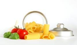 Italian maccheroni Royalty Free Stock Photo
