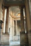 Italian Marble Columns Stock Photo