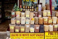 Italian market Royalty Free Stock Image