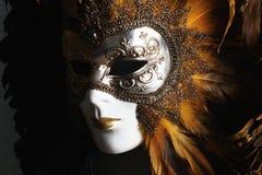 The Italian mask Stock Photos