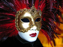 Italian Mask 3 Stock Photo