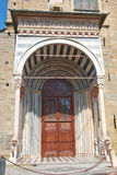 Italian medieval religious art. Royalty Free Stock Image