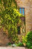 Italian medieval town of Civita di Bagnoregio. Royalty Free Stock Image