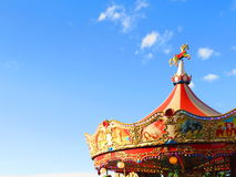 Italian merry go round Royalty Free Stock Images