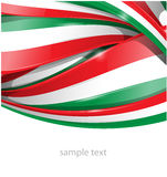 Italian and mexican background Stock Image