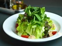 Italian mixed salad Royalty Free Stock Image