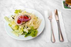 Italian mixed salad Royalty Free Stock Photos