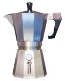 Italian moka Stock Photo
