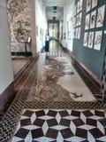 Italian Mosaic School royalty free stock image