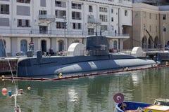 Italian Navy Nazario Sauro class submarine Royalty Free Stock Photography