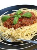 Italian noodles Royalty Free Stock Image