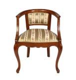 Italian old armchair Stock Photo