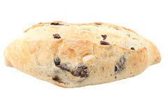 Italian olive bread Royalty Free Stock Images