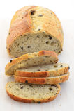 Italian olive bread Royalty Free Stock Photography