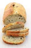 Italian olive bread Royalty Free Stock Photography