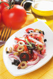 Italian olive salad Stock Photography