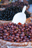 Italian olives Royalty Free Stock Photo