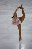 Italian overall 2009 Figure Skating Championships Royalty Free Stock Photos
