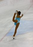 Italian overall 2009 Figure Skating Championships Stock Photo