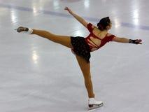 Italian overall 2009 Figure Skating Championships Royalty Free Stock Photos