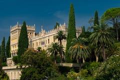 Free Italian Palace On The Isola Del Garda - Garda Island, Lombardy, Italy Royalty Free Stock Photography - 197067827