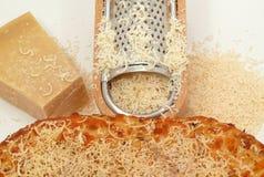 Italian parmesan-cheese Royalty Free Stock Image
