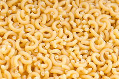 Italian pasta. Abstract background texture Stock Photography