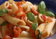 Italian pasta Royalty Free Stock Photos