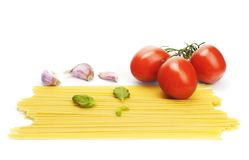 Italian pasta Royalty Free Stock Photography