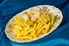 Italian pasta Stock Photography