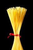 Italian pasta. Spaghetti: the most famous Italian Pasta Royalty Free Stock Photography