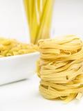 Italian pasta. Royalty Free Stock Image