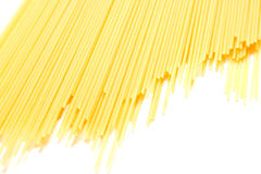 Italian pasta. Background. Shallow DOF Royalty Free Stock Photos