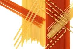 Italian Pasta Background Abstract Royalty Free Stock Photo